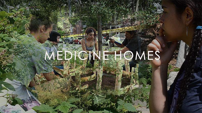 Medicine Homes